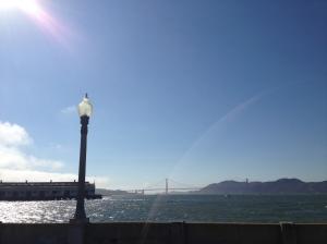 Aquatic Park San Francisco (c) Laylah Muran 2013