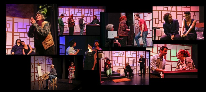 Images from the 8 plays