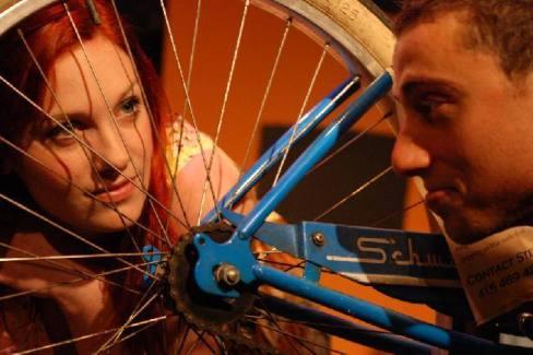 Kira Shaw and Alex Hersler | Photo by Michael Behrns