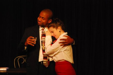 Corine Proctor and Charles Lewis III | Photo by Colin Hussey