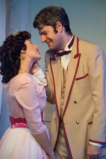Kat Bushnell and Bryce Duzan | Photo Bill Boice