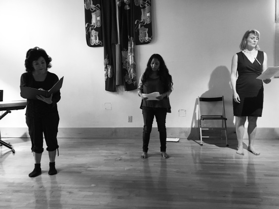 AS OF ONE run through for ReproRights! The Body Politic
