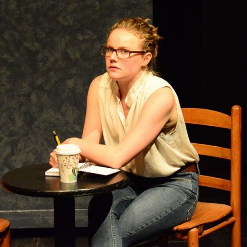 Madison Worthington in Shaving Bees photo by Colin Hussey